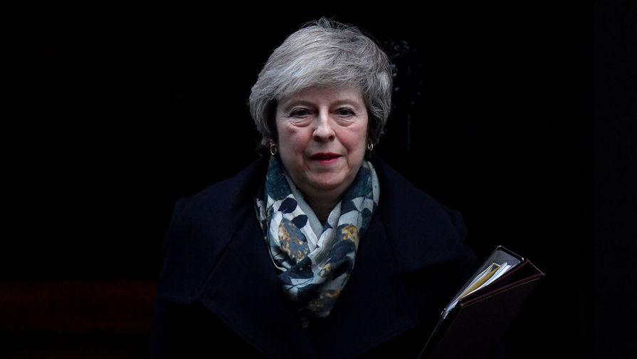 «Буду сражаться за Британию»: Мэй решила изменить сделку по Brexit