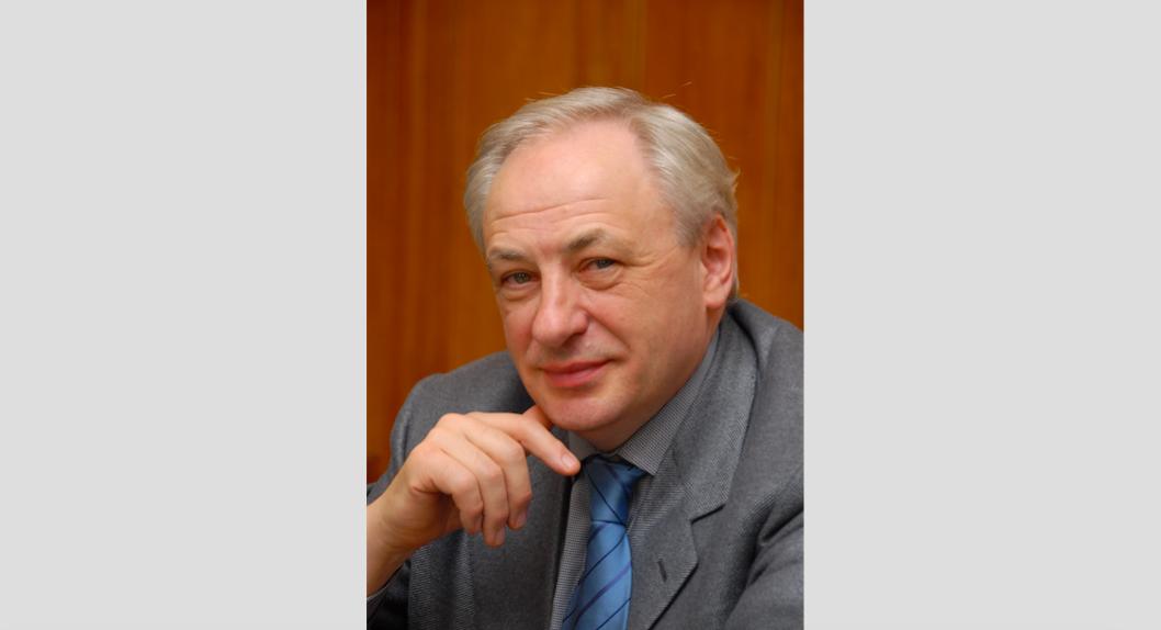 Доктор биологических наук, академик РАН Михаил Кирпичников