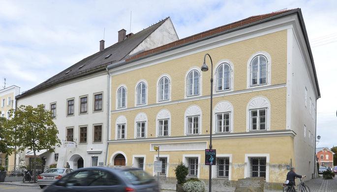 «Мы не дети Гитлера»: дом фюрера отдали полиции