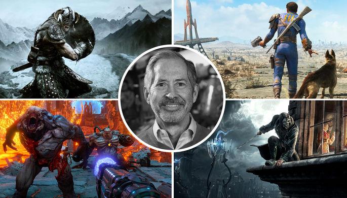 «Печальный момент для индустрии»: умер глава игровой студии Bethesda