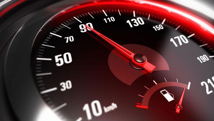 Оставить 20 км/ч: МВД против снижения лимита превышения скорости