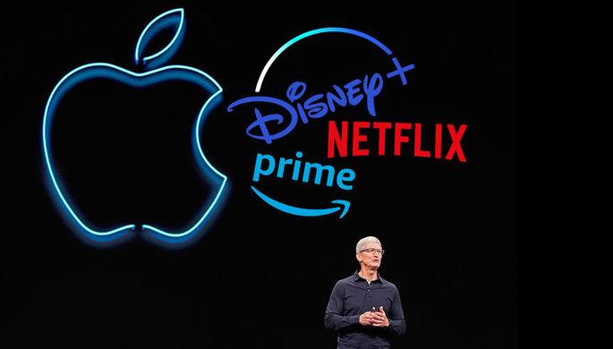 Дорого, но мало: как Apple бросается в стриминговую гонку