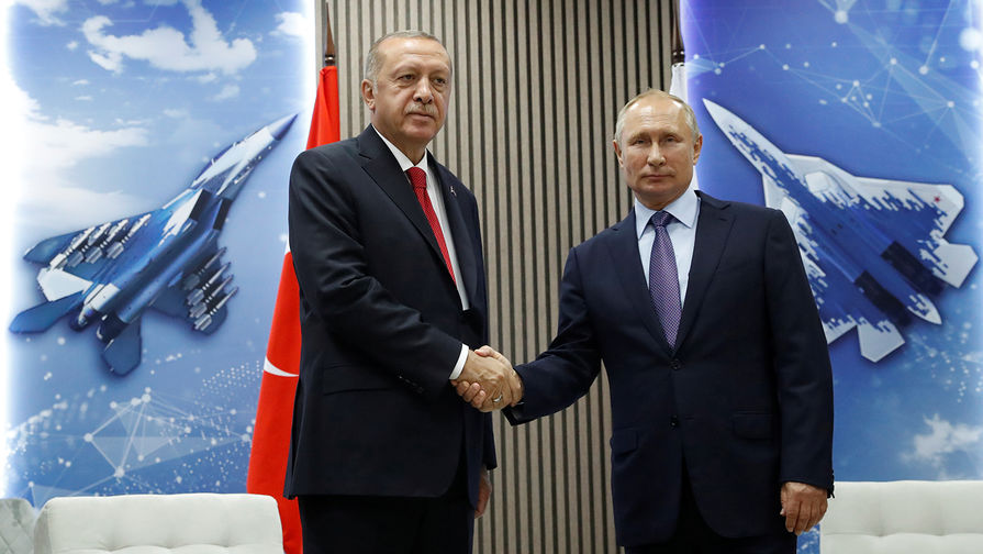 СМИ оценили связи Турции и России после визита Эрдогана в Москву