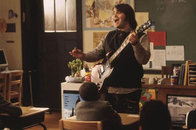Кадр из фильма «Школа рока» (2003)