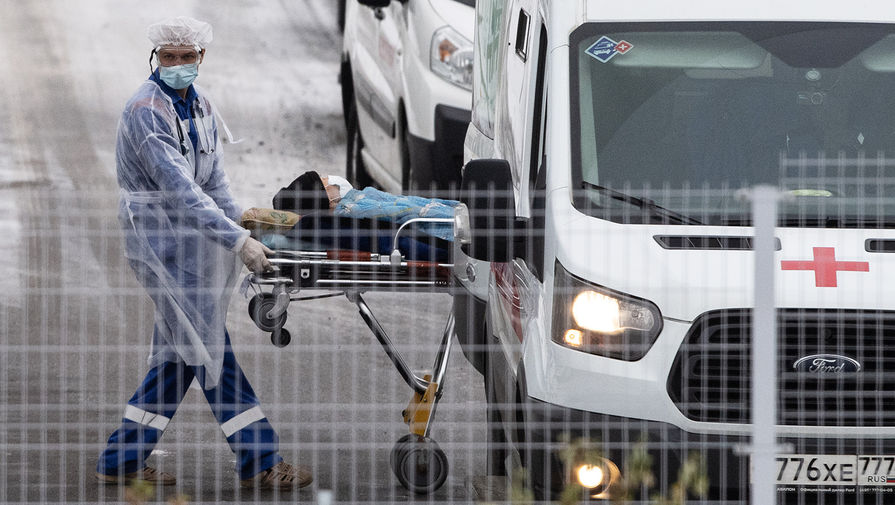 Коронавирус выявили еще у 28 080 жителей России