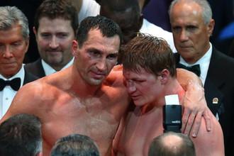 До матча-реванша с Кличко Поветкину пока очень далеко