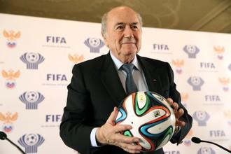 ФИФА призывают отреагировать на ситуацию в Крыму
