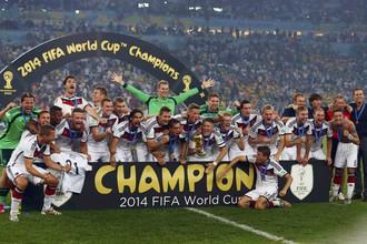 Сборная Германии может стать гегемоном в мировом футболе в ближайшие годы