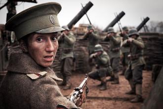 Кадр из фильма «Батальонъ»