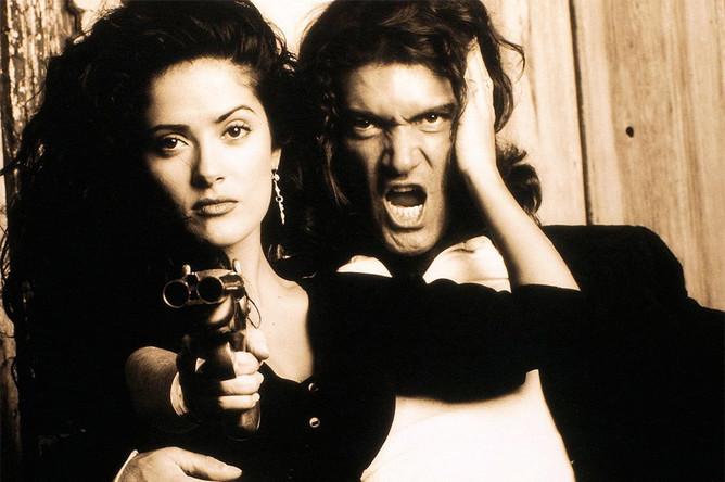 Кадр из фильма «Отчаянный» (1995)