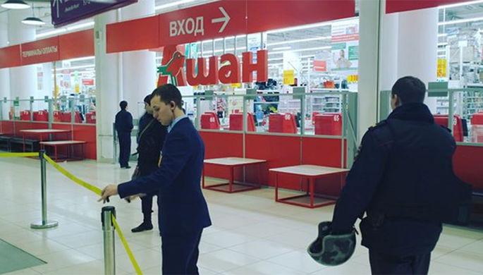 «Ашан» в ТЦ «Мега Белая Дача»
