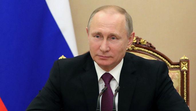 Президент России Владимир Путин подписал указ об усилении мер безопасности на период проведения...