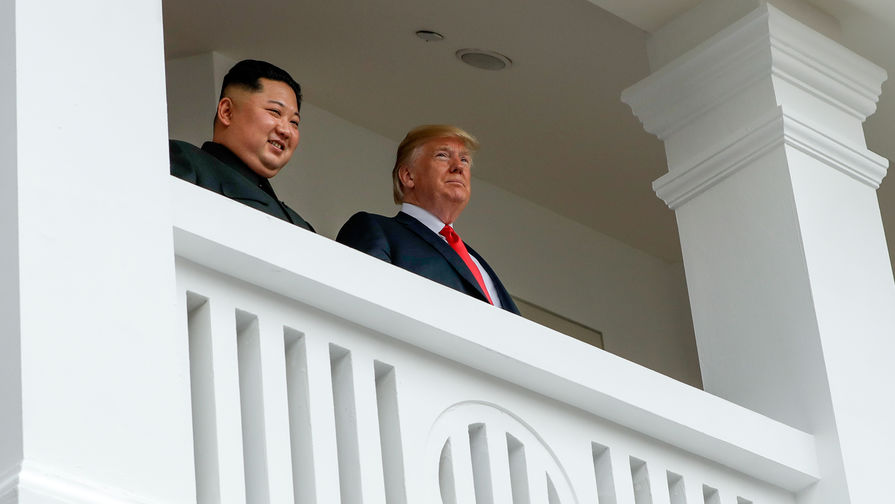 «Остаться наедине с Трампом»: Bloomberg о плане КНДР на втором саммите с США
