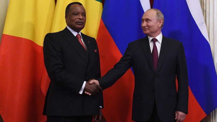 «Есть что защищать»: российских военных отправят в Конго