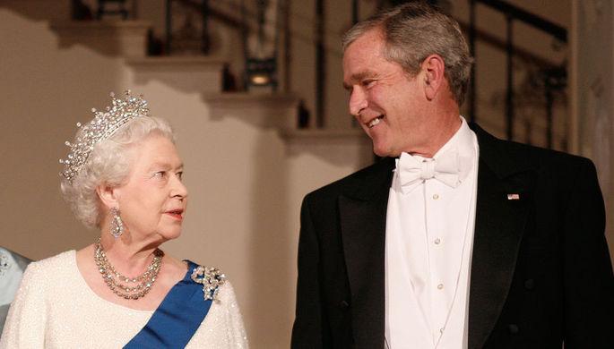 Переживет всех: что Елизавета II вытворяла с президентами США