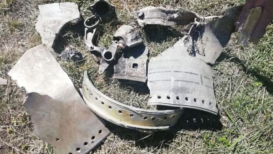 Неопознанная ракета: в Дагестане исследуют разорвавшийся снаряд