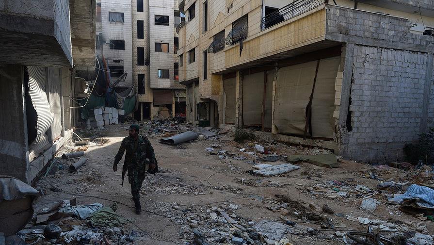 СМИ сообщили о взрыве в Дамаске