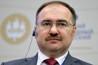 Председатель правления Пенсионного фонда РФ Антон Дроздов