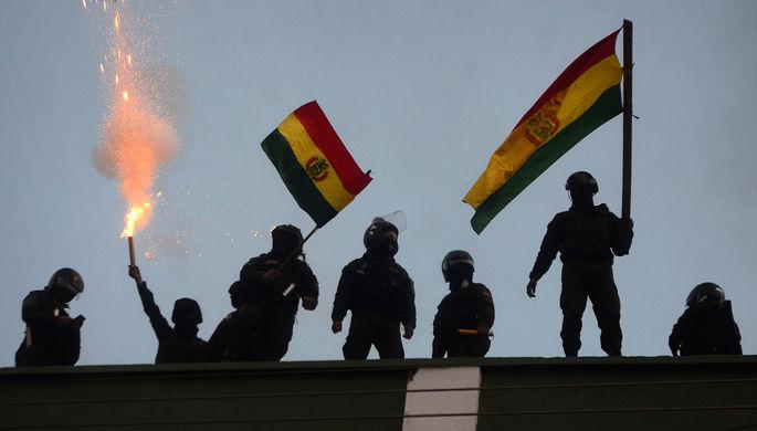 Признали Гуайдо: Боливия высылает дипломатов Мадуро