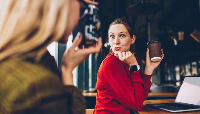 «Должна быть работа»: на что живут Instagram-блогеры