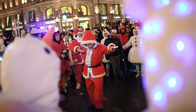 «Гулять по-русски»: как провести новогодние каникулы с пользой