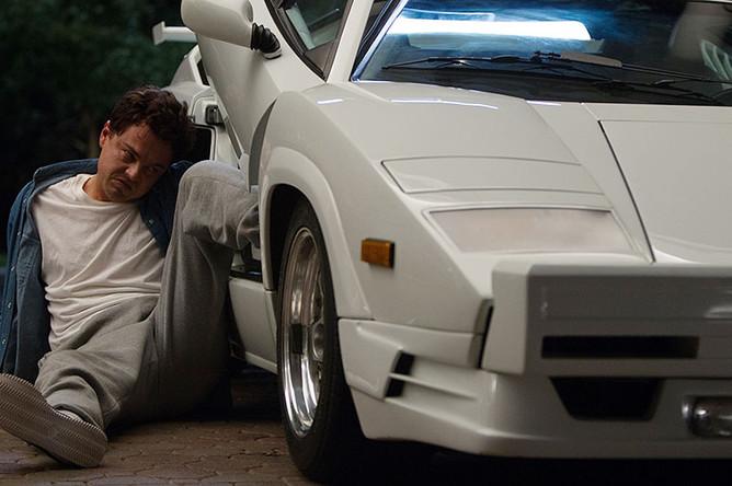 1989 Lamborghini Countach Anniversary в фильме «Волк с Уолл-стрит» (2013)