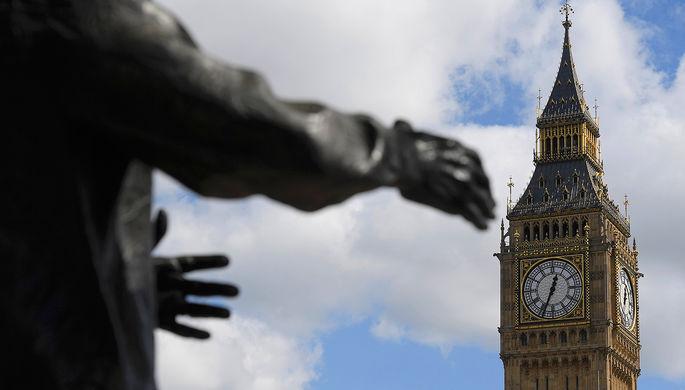 Жесткий сценарий: Британия тащит всех на дно