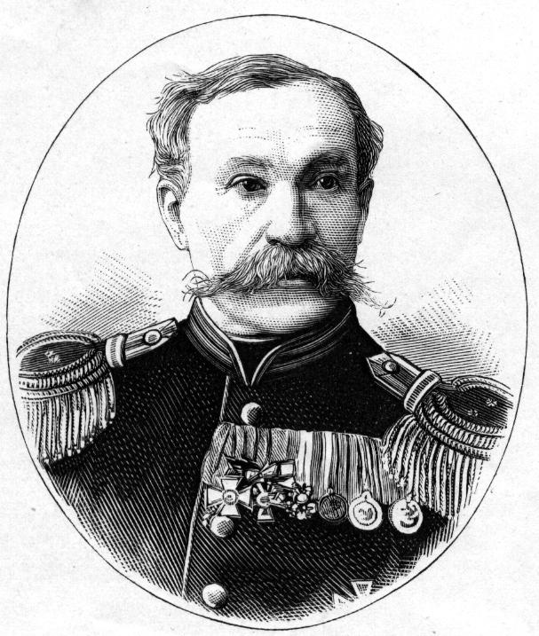 Капитан Ф.Э. Штоквич (1828-1896)