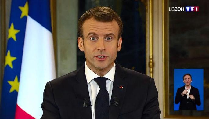 FT: бюджет Франции под угрозой после уступок Макрона «желтым жилетам»