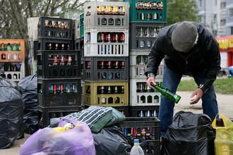 Игра в бутылочку: торговлю обяжут принимать тару