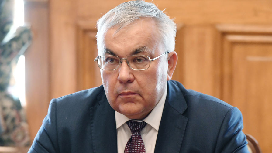 Заместитель министра иностранных дел РФ Сергей Вершинин