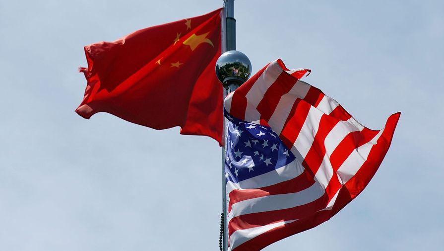 Вашингтон разочарован отношениями с Китаем