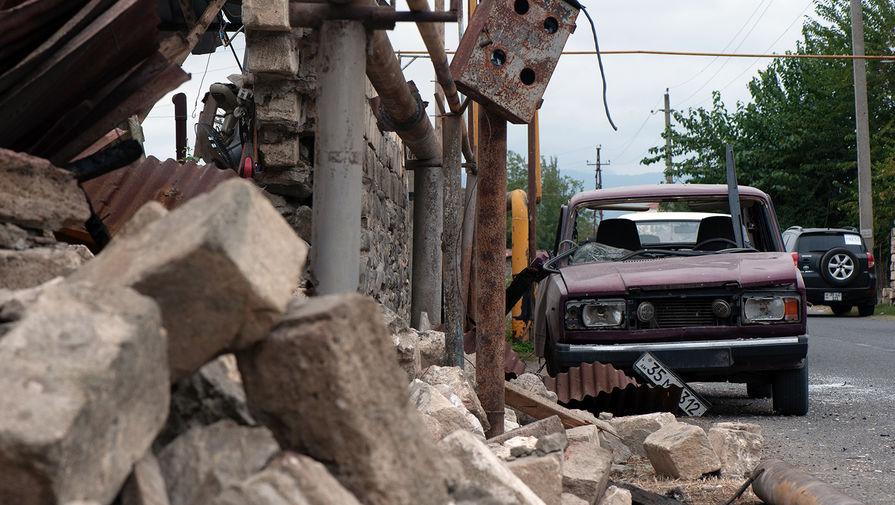 Остановить боевые действия: Путин пригласил глав МИД Армении и Азербайджана