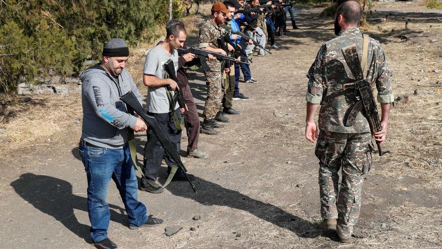 Бои в Карабахе: Москва ответила Еревану на просьбу о помощи