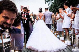 Был у генерала ГРУ? «Отравителя Скрипалей» нашли на свадьбе