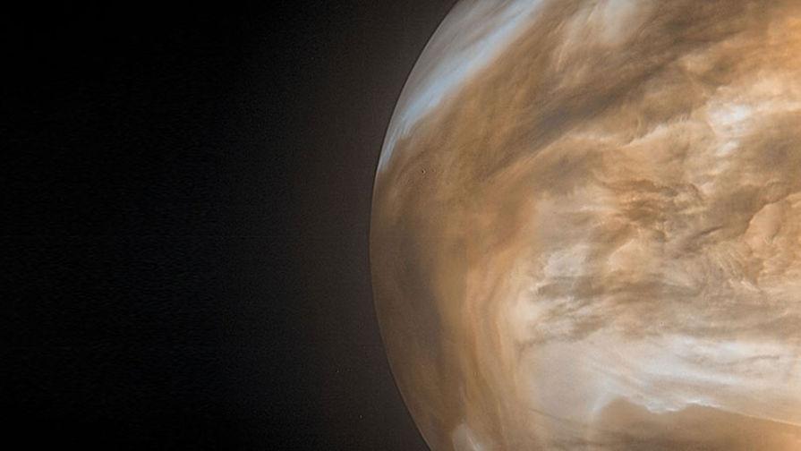 Российские ученые предложили послать вертолет на Венеру