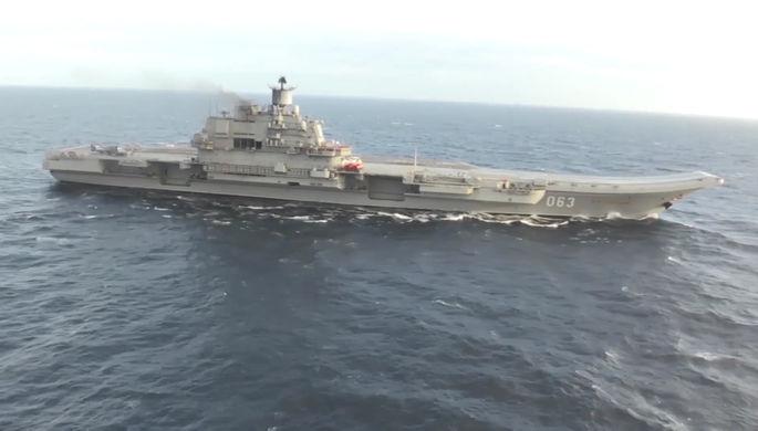 На фрегате «Адмирал Григорович» погиб военнослужащий