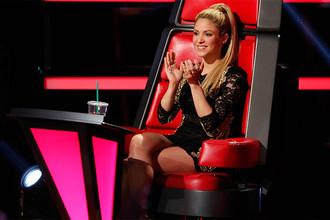 Шакира в шестом сезоне американской версии шоу «Голос»