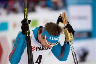 Российский лыжник Сергей Устюгов раскритиковал партнера по команде после победы в скиатлоне на ЧМ в Лахти