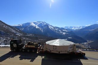 Довезли: гигантскому телескопу исправят зрение
