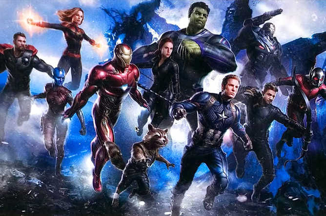 «Мстители: Финал» (2019)