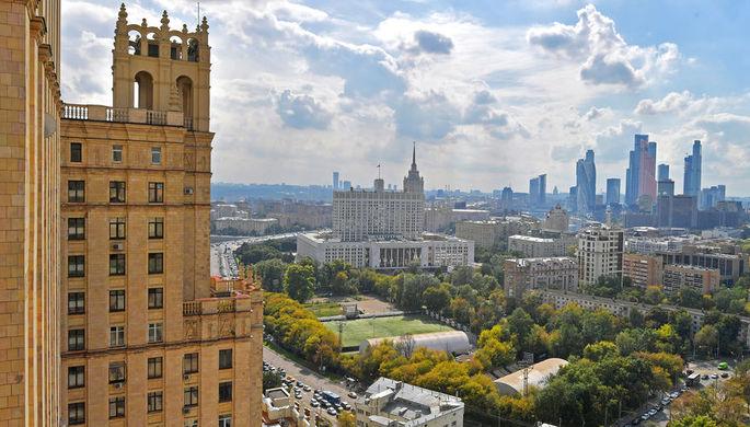Сухо и солнечно: погода допечет москвичей