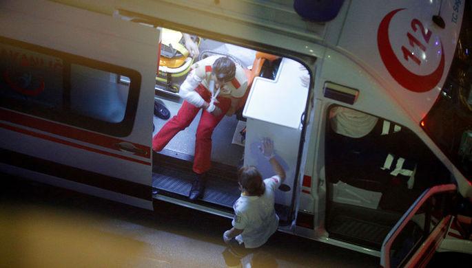 Не доехали до аэропорта: в Турции перевернулся автобус с россиянами