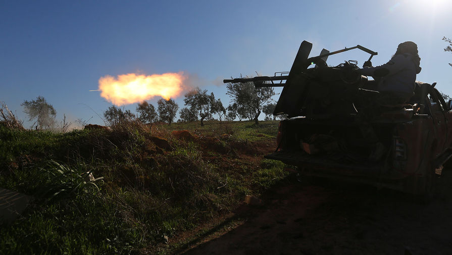 Боевики остановлены: Саракиб остался у Асада