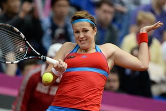 Анастасия Павлюченкова уступила в финале турнира в Сеуле