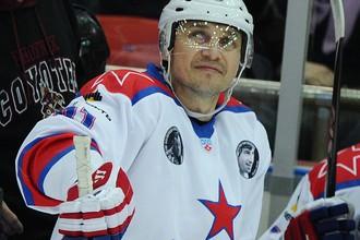Сергей Федоров вскоре может сыграть в форме армейцев не только в товарищеском матче