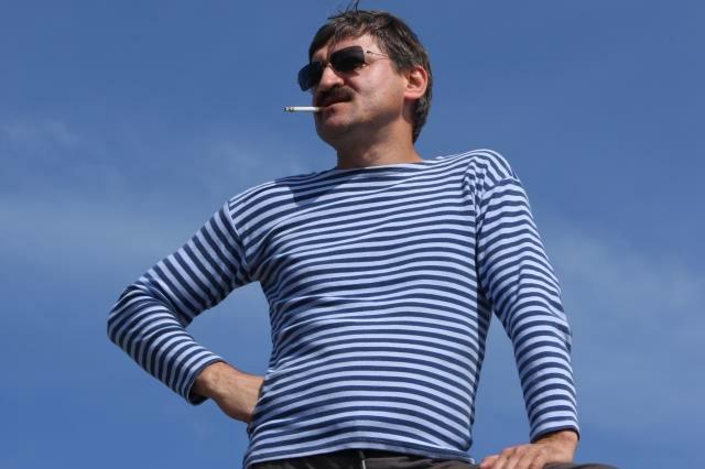 Журналист Роман Романенко / фотография с личной страници на facebook.com