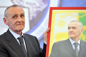 Экс-президент Абхазии Александр Анкваб