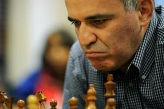 Гарри Каспаров сыграет в представительном турнире по быстрым шахматам и блицу в Сент-Луисе