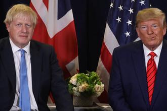 «Корбин был бы плохим премьером»: как Трамп давит на Британию
